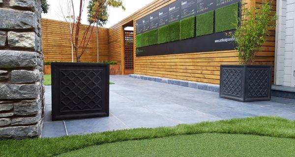 Synthetic grass Show Garden
