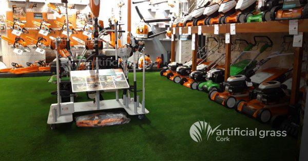 retail artificial grass